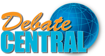 Debate Central | Free Debate Resources